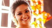 Keerthy Suresh bags the lead role in Savitri's biopic