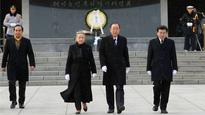 Scandal, gaffes mar ex-UN chief's presidential prospects in South Korea