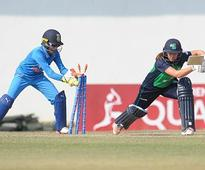 Indian wicketkeeper Sushma Verma gets a pavilion named after her at Himachal Pradesh stadium