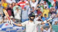 India v/s England: Superlative Virat Kohli
