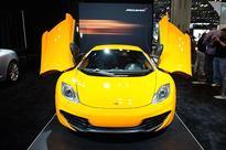 Apple in talks with carmaker McLaren