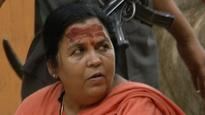 Pointless to plan in advance for drought: Union minister Uma Bharti's take on Maharashtra's water crisis