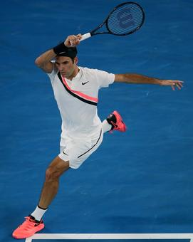 Aus Open PHOTOS: Federer and Djokovic cruise; Halep survives