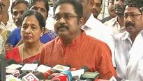 Sasikala has video of hospitalised Jayalalithaa: TTV Dhinakaran