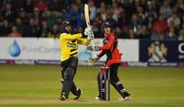 T20 Blast: Durham book Finals Day place with 19 run win over Gloucestershire