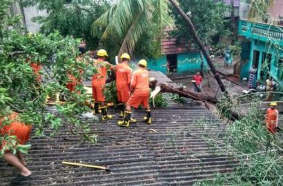 Cyclone Vardah: Death toll rises to 10