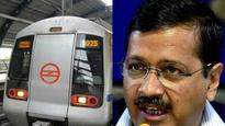 Ready to pay funds to run Delhi Metro if Centre gives 50%, says Arvind Kejriwal