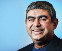 Indian IT companies have a bright future in US: Vishal Sikka