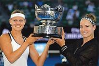 Mattek-Sands, Safarova win Oz Open doubles title
