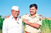 Police to rescue debt-ridden farmers!