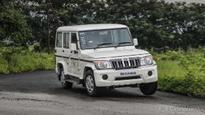 Bolero leads the way in Mahindra's September sales leap