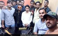 Delhi University Students' Union President's Photo With Guns Kicks Up Row