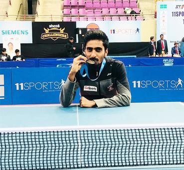 Hungrier, stronger, paddler Sathiyan confident of gold at CWG