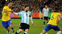 Winning start for Jorge Sampaoli as Argentina down Brazil in 'Superclasico'