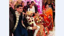 Surprise! Mouni Roy's ex-flame Gaurav Chopra gets hitched in a hush-hush affair