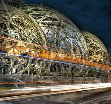 Sneak peek into Amazon's Spheres: $4 billion 'mini-rainforest' in Seattle
