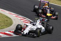 F1: Williams wary of Red Bull threat
