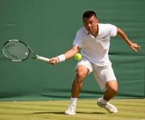 Nam loses in F2 Futures' semi-final