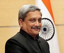 China hasn't built any road in Indian territory: Parrikar