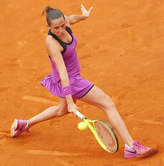 Upsets on Day 2 at the French Open