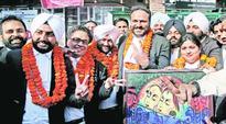 Chandigarh: High Court Bar Association polls  Brar elected president for 2nd term