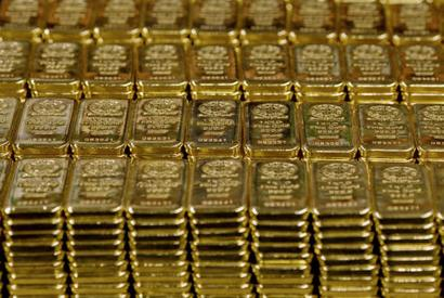 Gold seen as best bet abroad for now