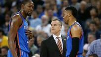 Just how good has Billy Donovan's 1st season been at OKC?