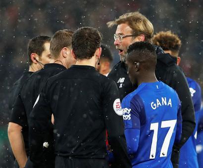 EPL: Klopp defends team selection as Liverpool continue unbeaten run