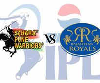 IPL 2013 Live: Pune Warriors vs Rajasthan Royals Preview | Watch Live Match on YouTube