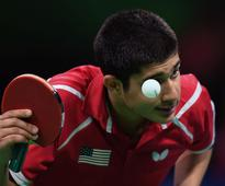 Kanak Jha, Youngest U.S. Table Tennis Player at Olympics, Loses in Opening Round