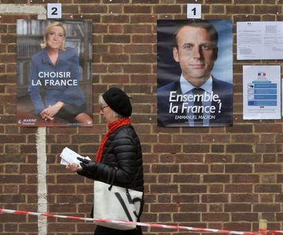 France goes to the polls to elect new president