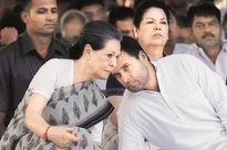 Cornered over corruption allegations, Congress to hit the streets