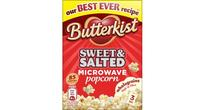 Butterkist unveils Best Ever microwave popcorn recipe