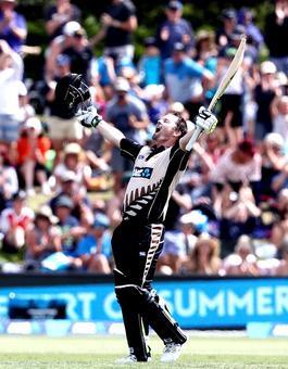 Munro blasts ton as NZ crush Bangladesh to seal T20 series