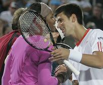 Djokovic makes peace with Serena, King over equal pay