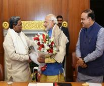 PM finally meets all party delegation from Karnataka