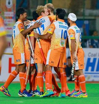 HIL: Kalinga Lancers score narrow win over Punjab Warriors