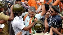 West Bengal: BJP state president Dilip Ghosh threatens to break necks of TMC supporters with bare hands