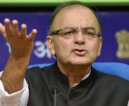 Tax raids on minister have nothing to do with Gujarat elections: Jaitley