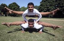 The debate surrounding Olympic yoga