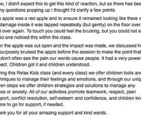 This teacher used apples to make a devastating point about bullying