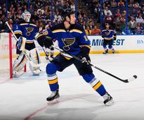 Bad news for Blues: Bouwmeester out indefinitely with possible concussion