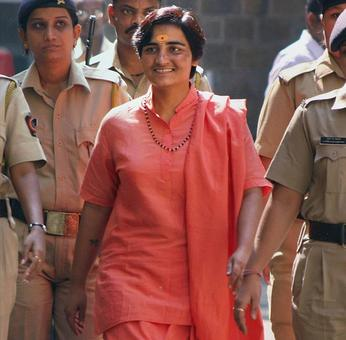 Ajmer blast: In closure report, NIA gives clean chit to Sadhvi Pragya
