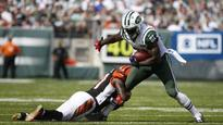 Jets' Marshall likely game-time call with ailing knee, foot (Yahoo Sports)