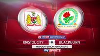 Rovers punish 10-man Bristol City