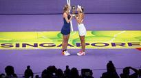 Elena Vesnina-Ekaterina Makarova win maiden WTA Finals doubles title