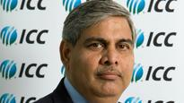 Did BCCI play a part in Shashank Manohar's resignation as ICC Chairman?