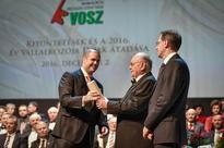 Erik Keszthelyi continues to pocket business awards