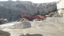 Spectecular showcase at Hillhead for Terex Washing Systems