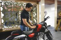 Aamir Khan Buys Bajaj V15, Gets Minor Customisations